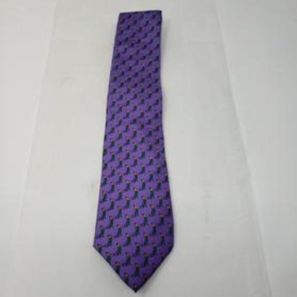 Necktie for a special Golfer